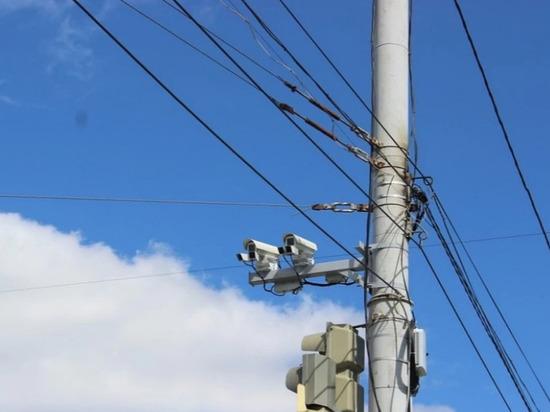 12 новых камер установят в Удмуртии на трассе М-7