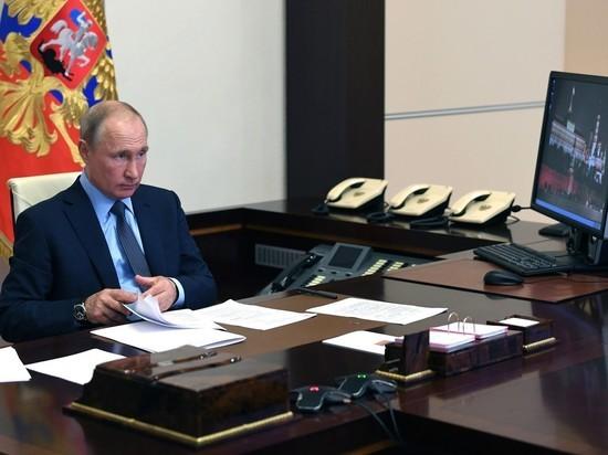 Путин поручил продумать варианты строительства детской больницы в Чите