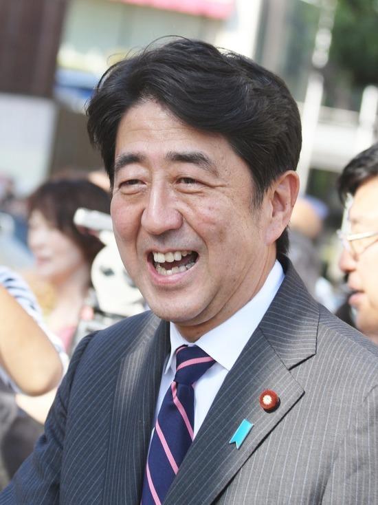 Премьер Японии заявил, что хочет провести референдум по поправкам в конституцию