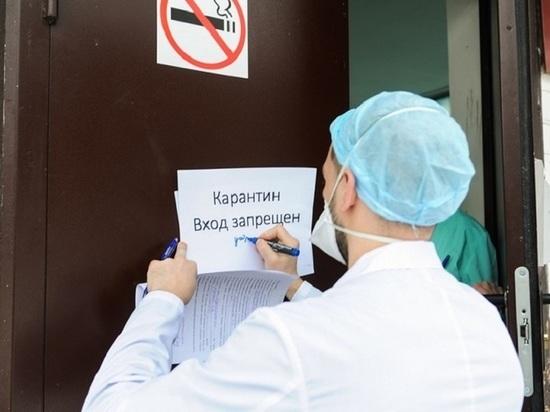 В этом месяце больницы Хакасии не откроются для плановой помощи гражданам
