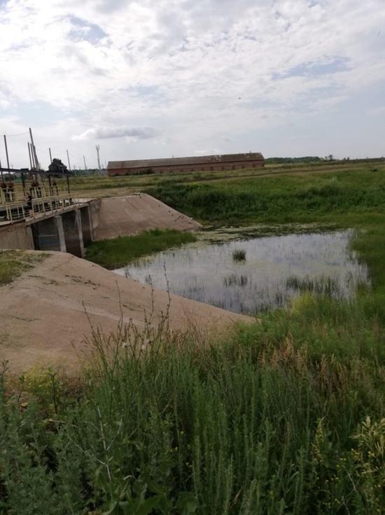 В Бузулукском районе на Домашкинском водохранилище прошли учения