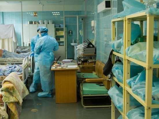 В Новосибирской области зарегистрирована 70-я смерть от коронавируса