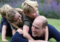 Кейт Миддлтон подарила принцу Уильяму на 38-летие фото с детьми
