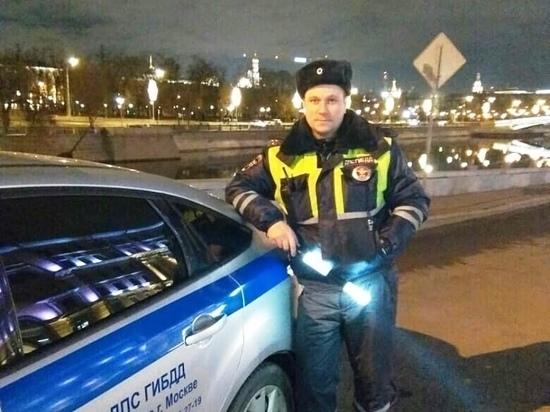 Калужский брат рассказал о раненном в перестрелке в Москве полицейском