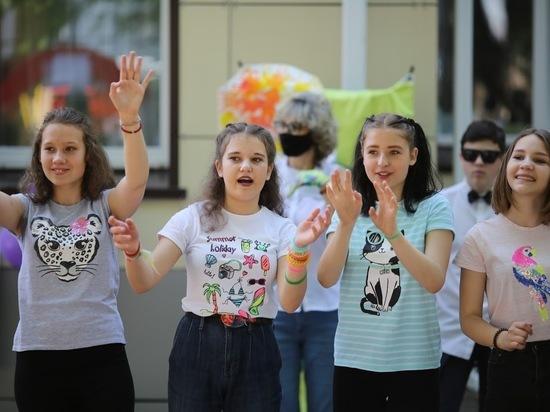 В Волгограде стартовала всероссийская акция «Добровольцы – детям»