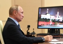 Владимир Владимирович написал статью