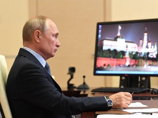 Путин отверг насилие над чиновниками