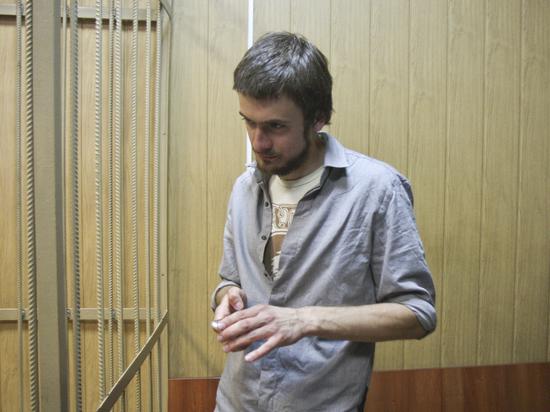 Названа причина задержания Петра Верзилова