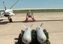 Российский беспилотник «Альтиус» впервые засветился вместе с боеприпасами