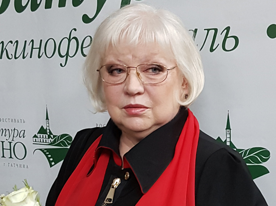 Актрисе Крючковой исполнилось 70: народная артистка России поблагодарила Олега Ефремова