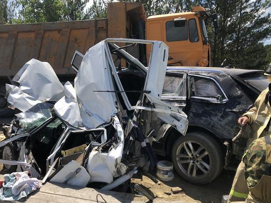 Водителя, устроившего страшное ДТП на трассе М-5 «Урал», отпустили домой