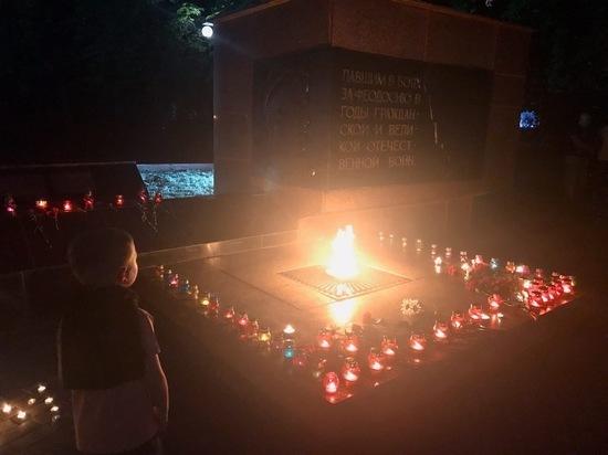 В ночь на 22 июня в Феодосии прошла Всероссийская акция