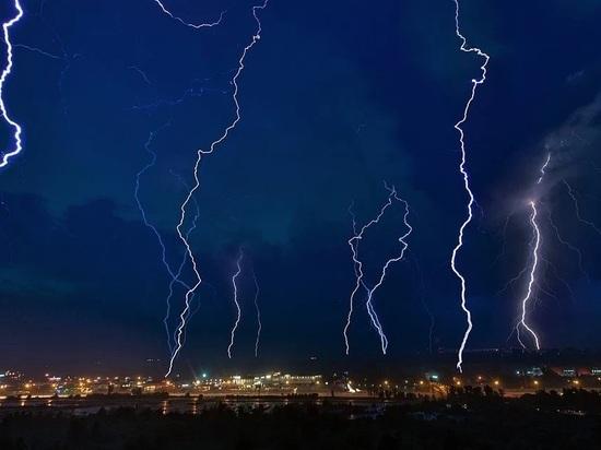 Жителям Хакасии надо быть начеку: штормовое предупреждение сохраняется
