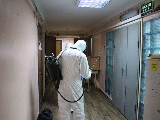 В Абакане более 50 жильцов общежитий поместили в обсерватор с подозрением на коронавирус