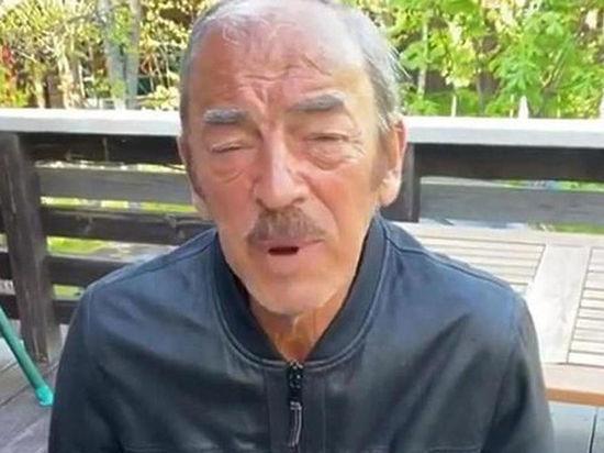 Сын Боярского объяснил внешний вид актера, напугавшего его поклонников