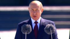 Путин в день скорби посетил главный храм Вооруженных сил России