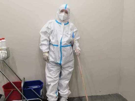 Уволенная петербургская санитарка раскрыла правду о работе с коронавирусом