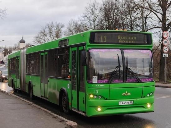 С 22 июня начнут ходить пригородные автобусы Псков-Крипецкое и Псков-Корлы