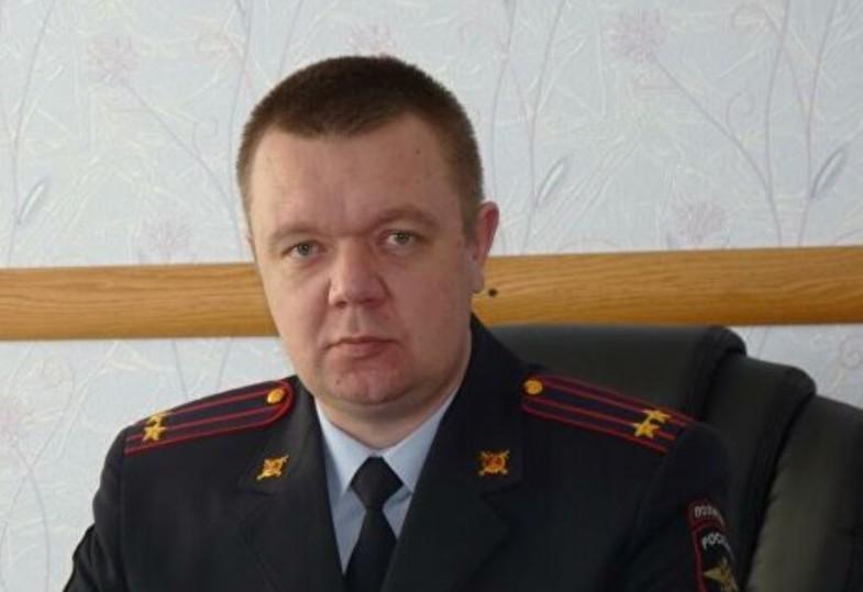 Начальник полиции в Курской области задержан за госизмену в пользу Украины