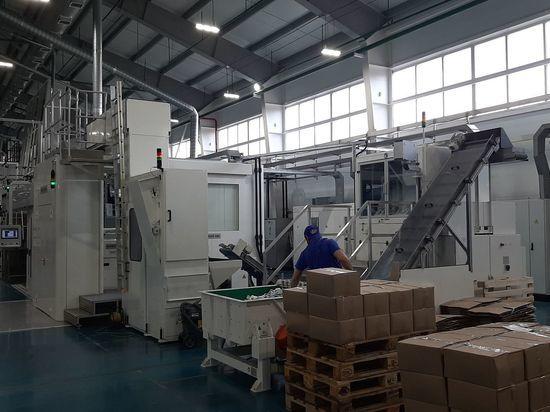 Производство алюминиевых баллонов запустили в Невинномысске