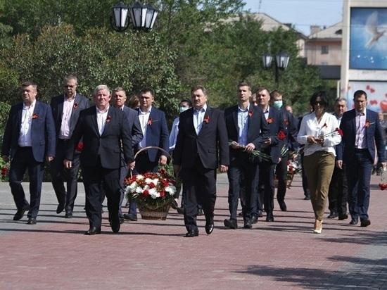 В День памяти и скорби металлурги Уральской Стали присоединились к мемориальной акции