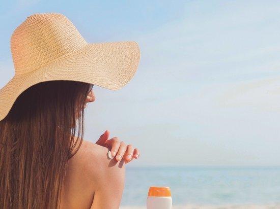 Красота и здоровье: Как правильно загорать на солнце