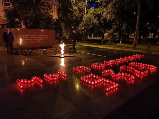 Порядка 150 человек приняли участие в «Вахте памяти» в Вологде