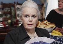 Как обворовывали полуживую Элину Быстрицкую: лишили визажиста, поменяли сиделку