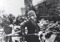 Участник Парада Победы 1945 года: