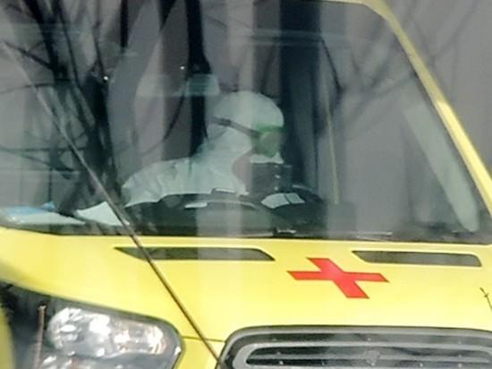 В больнице Севастополя пациент с коронавирусом разгромил палату