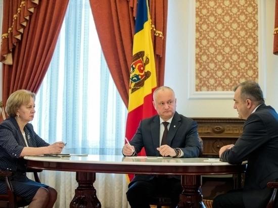 Президент Молдовы обеспокоен ростом заражений Covid-19