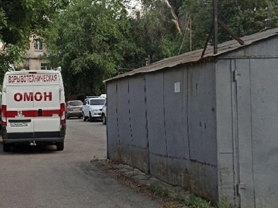В Ростове улицу оцепляли из-за подозрительного предмета