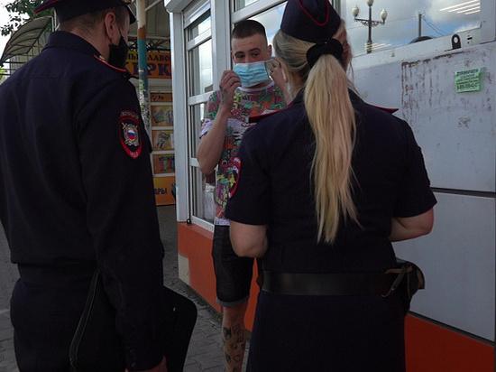 Хабаровчан штрафуют за отсутствие масок в общественном транспорте