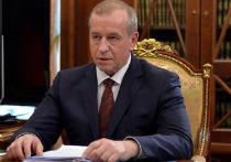 Левченко обратился к Путину за разрешением участвовать в выборах губернатора