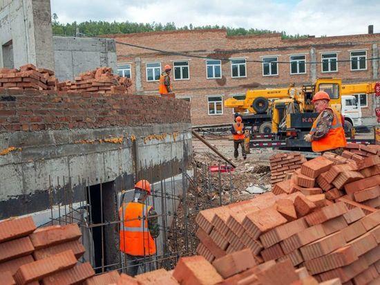 Власти Хакасии занялись поиском работников на стройку в Туиме