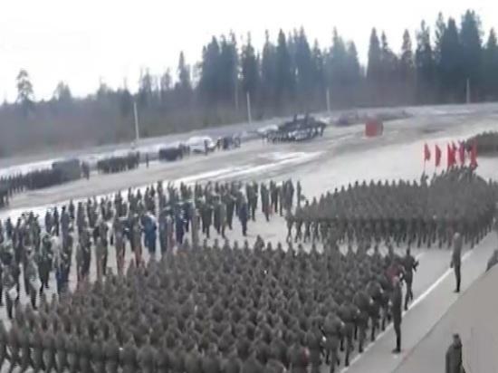 Военные железнодорожники Ярославля готовы к Параду Победы