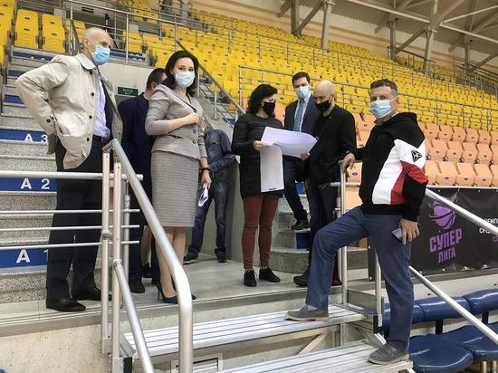 Азат Кадыров проверил готовность Свердловской области к Универсиаде
