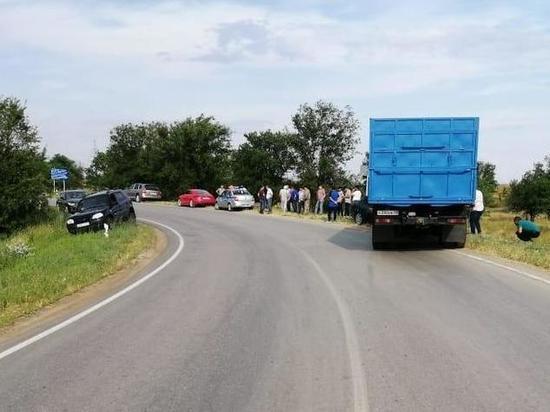 Пенсионерка погибла в ДТП на трассе в Ростовской области