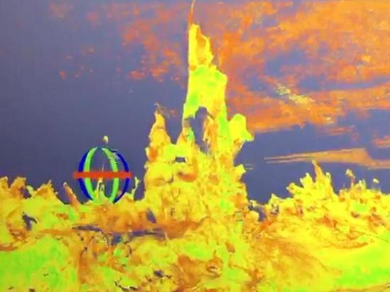 Ученые Крымского федерального университета выполнили 3D-съёмку пещеры Таврида