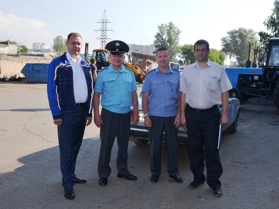 Автотракторная техника «Росводоканал Оренбург» признана исправной и безопасной