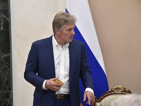 Песков высказался про опоздание Трампа к Путину