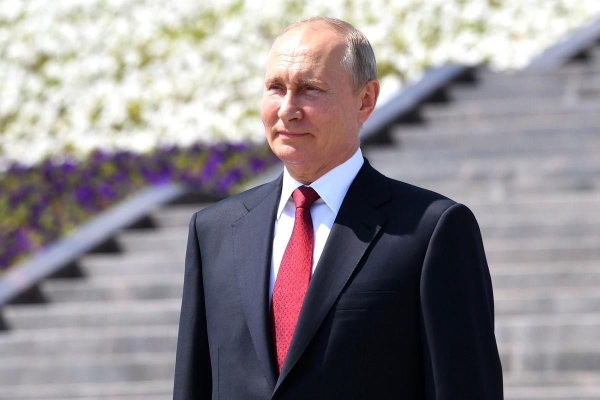 Обращение президента Путина к нации: онлайн-трансляция