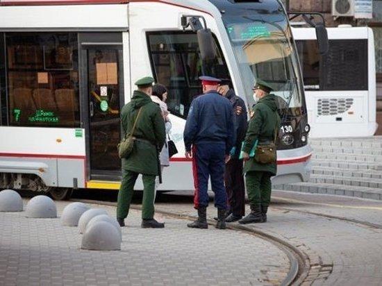 На Дону правоохранители составили более 25,4 тысяч протоколов о нарушении режима самоизоляции