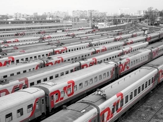 Из Екатеринбурга на Черноморское побережье будут ходить еще два поезда