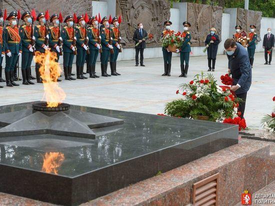 Во всех свердловских городах пройдут праздничные мероприятия, посвященные 75-летию Победы