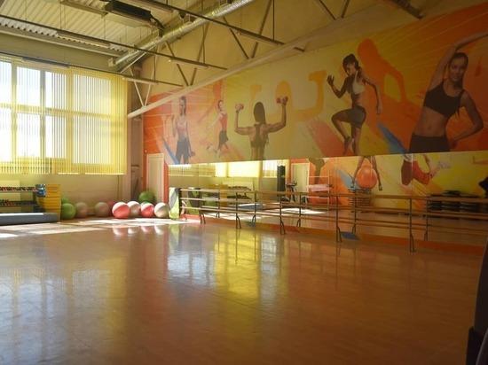 В серпуховском дворце спорта «Надежда» отремонтировали два зала