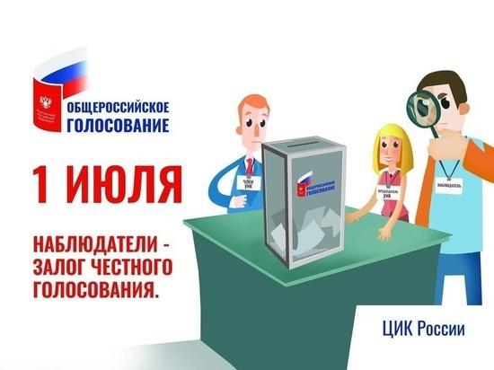 За ходом голосования в Серпухове будут следить наблюдатели