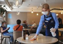 В Москве в полном объеме заработал общепит - кафе, бары, рестораны