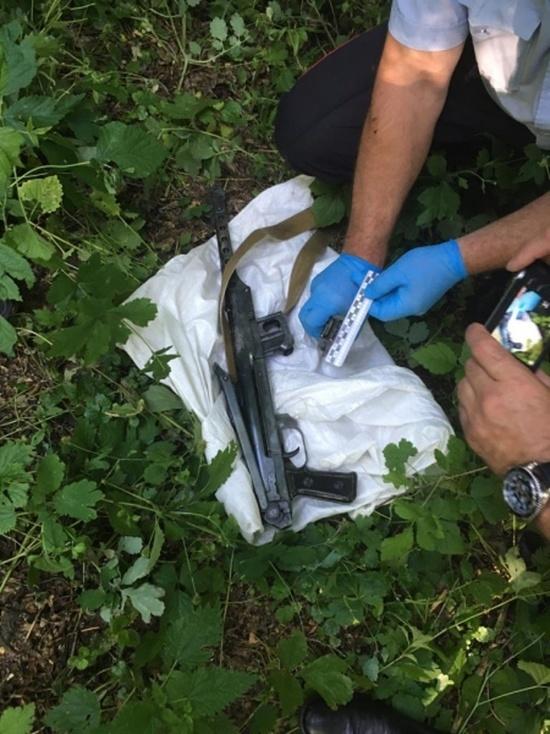 Житель Тамбовской области обстрелял дом соседа из раритетного ППС