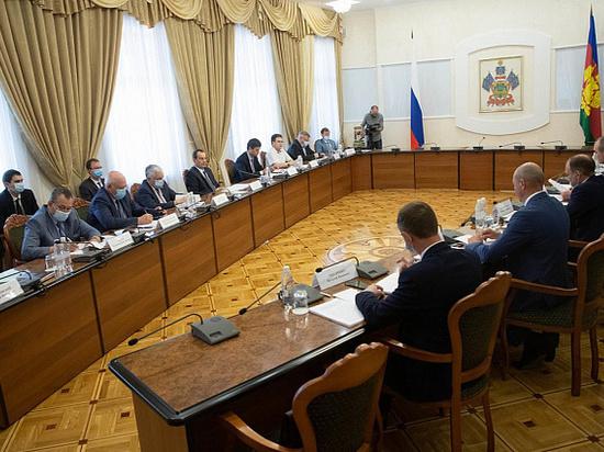 В ЗСК наметили пути решения застарелых проблем Славянского района
